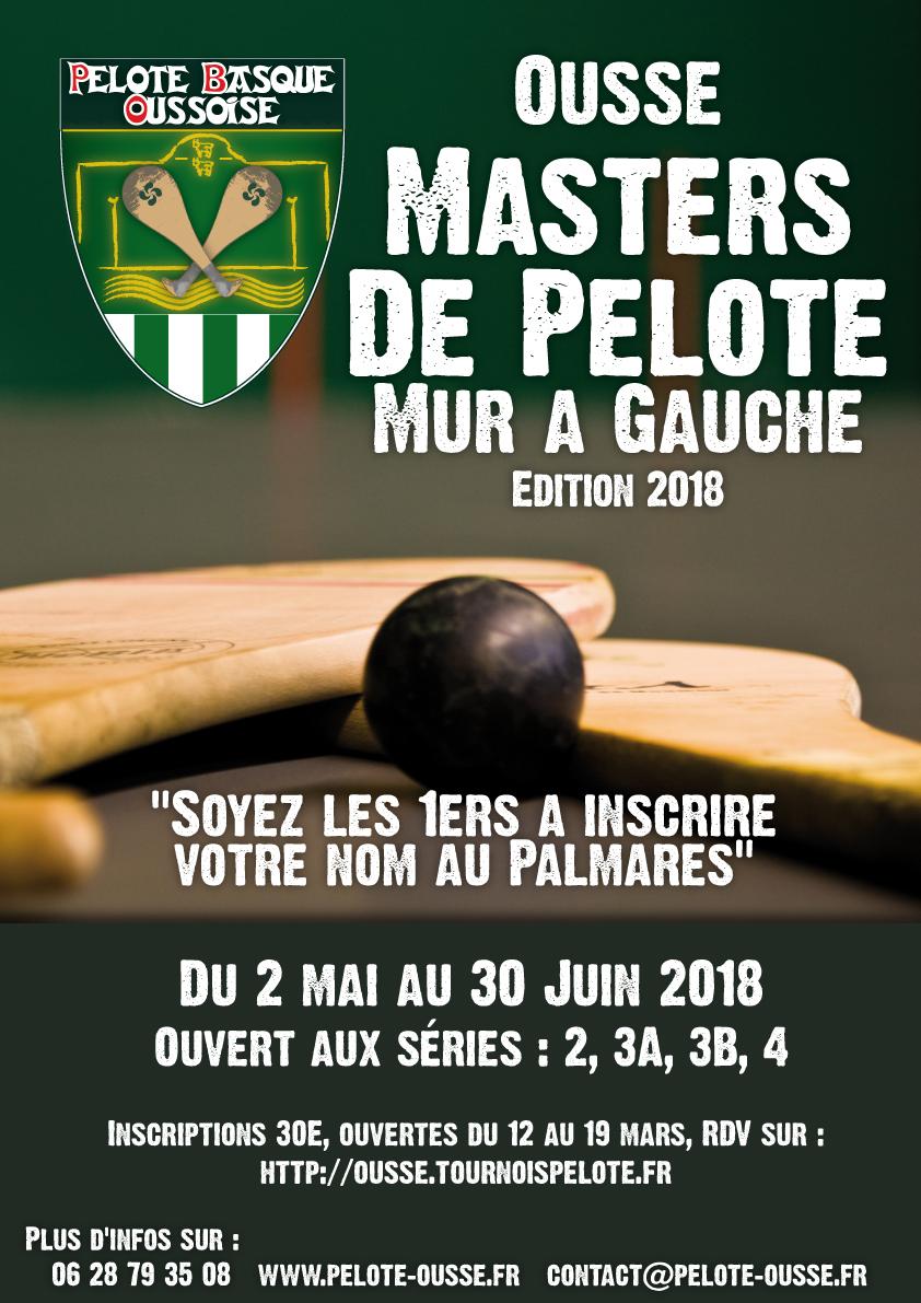 Masters de Pelote de Ousse